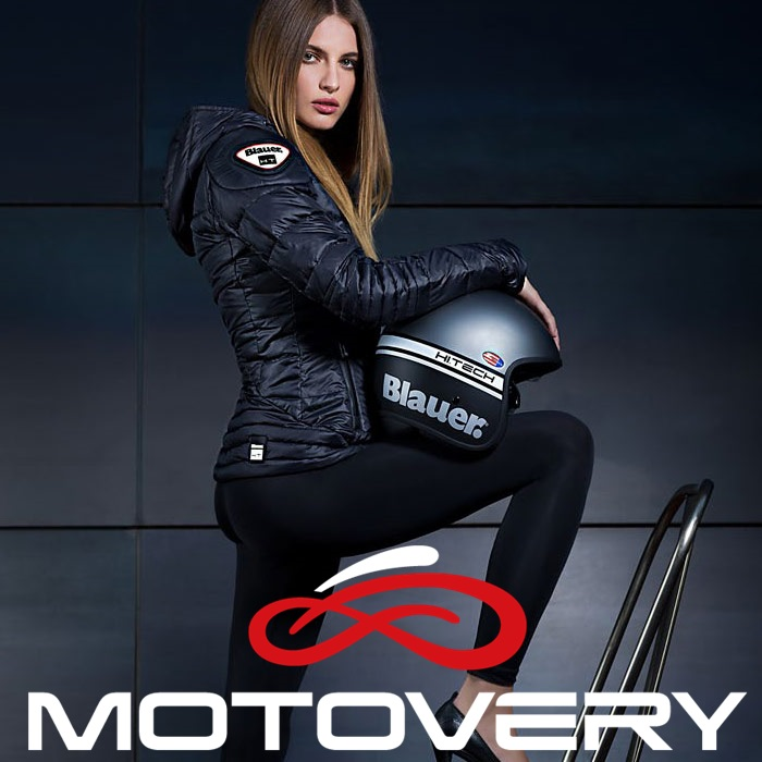01bcc299415 CHAQUETAS MOTO PARA MUJER EASY WINTER BLAUER - Motovery